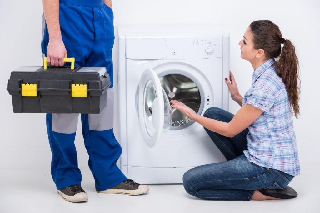 Ripara lavatrici
